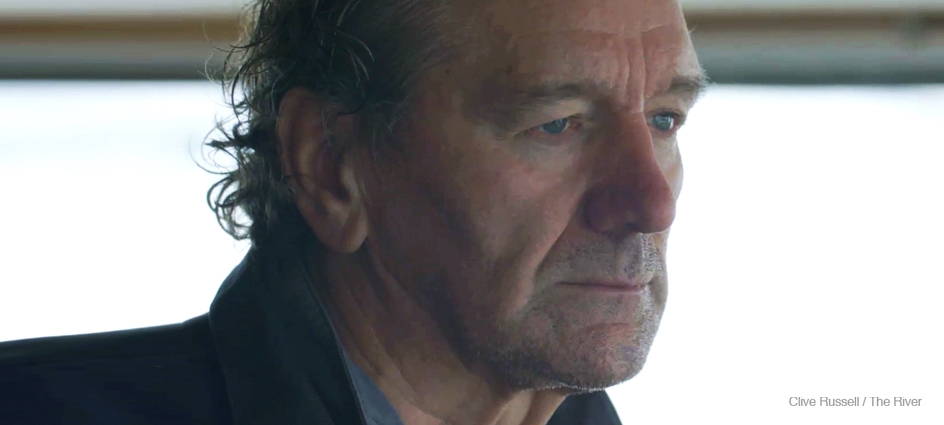 Clive Russell / The RIver